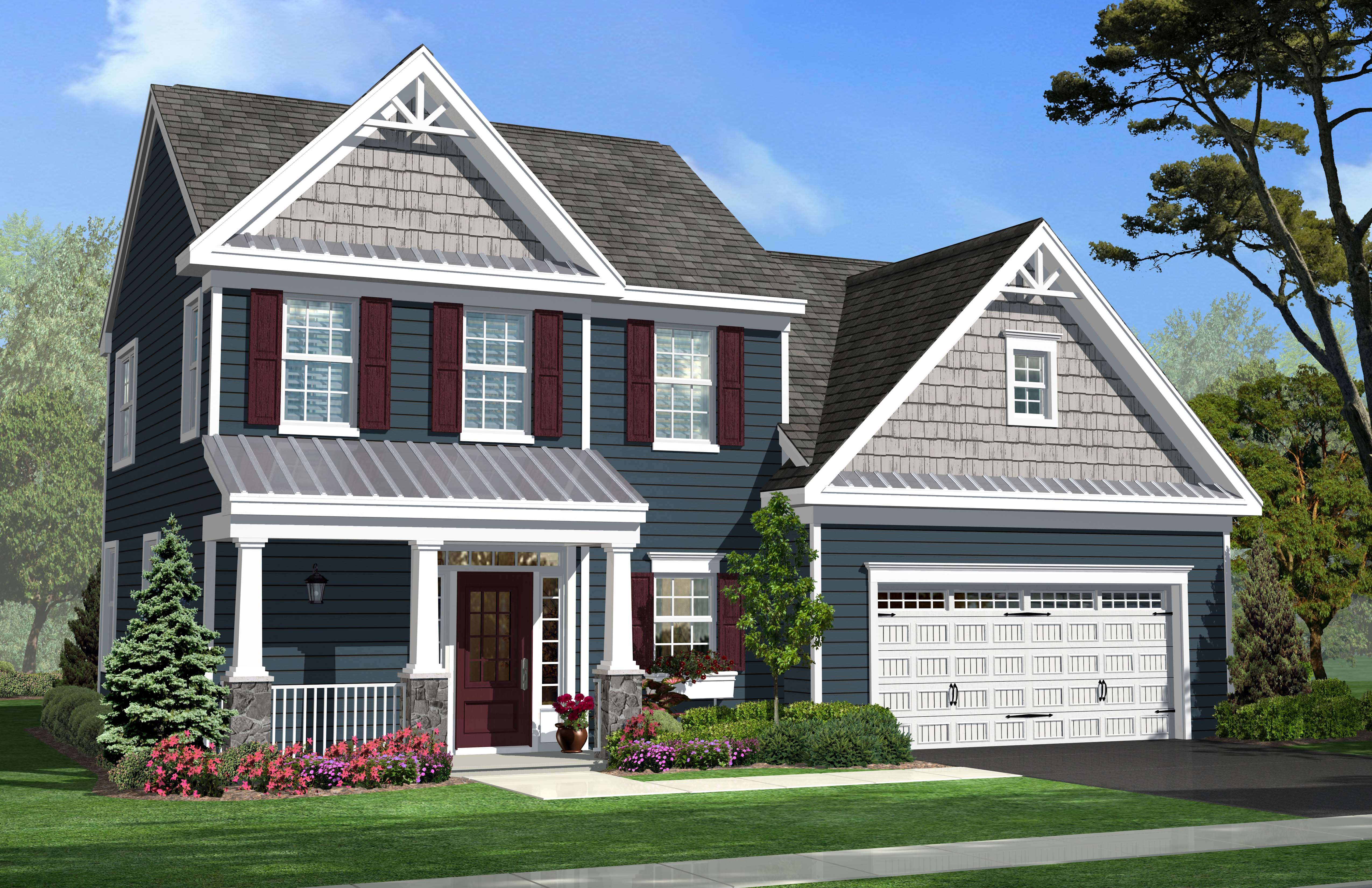 Harrison liberty for Liberty home builders